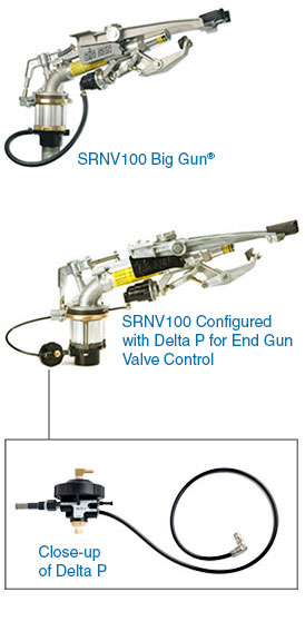 SRNV100 & Optional Delta P