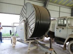 Автоматический ороситель Irriland Compacta находится на складе