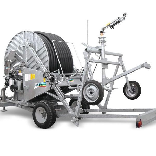 Автоматический ороситель Irriland Compacta 400м/90
