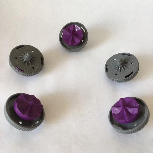 S3000/3030 CAP/PLATE-D6-20′ Фиолетовая тарелочка