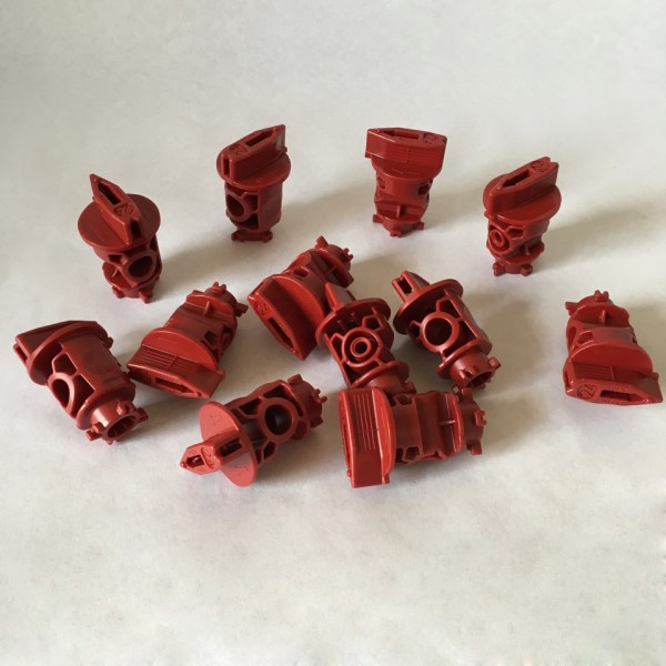 Nozzle red 3NV #24