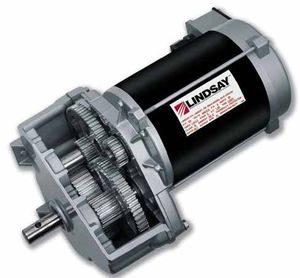 Двигатель центрального привода