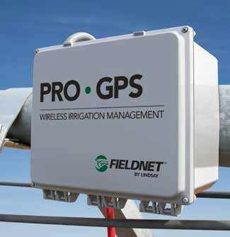 FieldNET Pro с GPS‑устройством