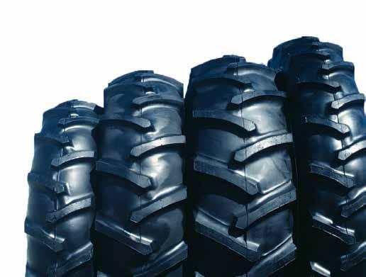 Шины с протектором 11,2 x 24,5